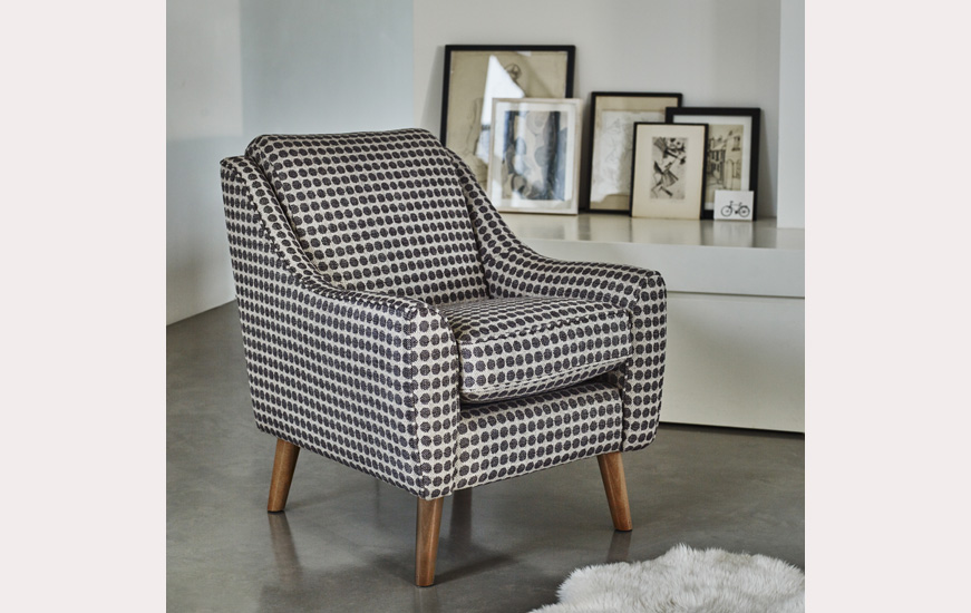 Image of G Plan Boyd Accent Chair
