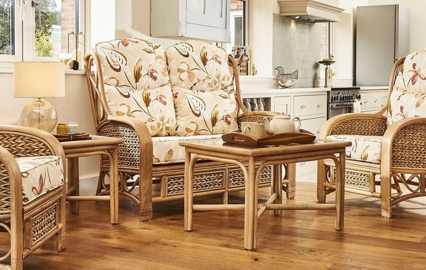 Image of Dover cane furniture range